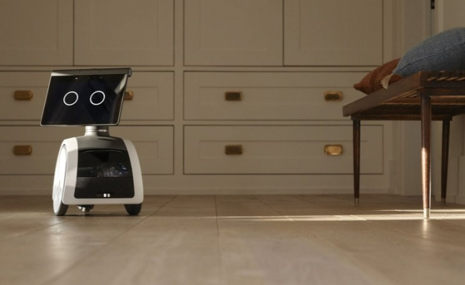 Amazon akıllı ev robotu Astro'yu tanıttı