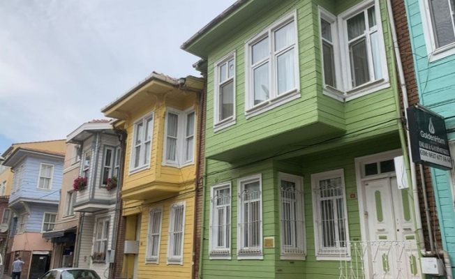 Fatih Belediyesi tarihi evleri restore etti