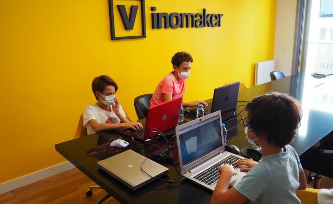 Inomaker Robotik Kodlama Atölyeleri Yeni Öğrencilerini Bekliyor!