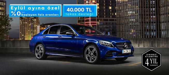 Mercedes Benz Gelecek Oto'dan kaçırılmayacak fırsat