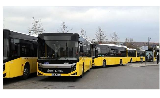Salgın korkusu İstanbul'da toplu taşıma kullanımını yarı yarıya düşürdü