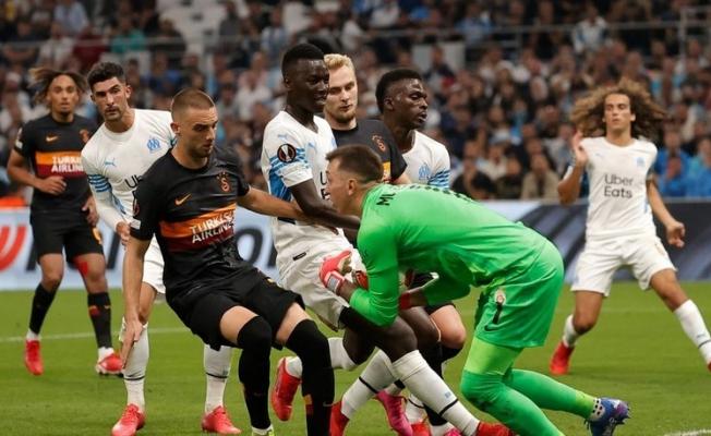 Marsilya: 0 - Galatasaray: 0   MAÇ SONUCU