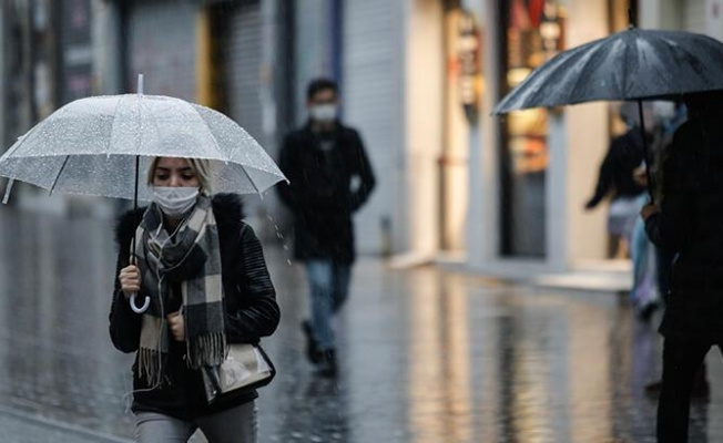 Meteoroloji'den çok sayıda kente peş peşe uyarılar! Sıcaklık azalıyor, doğuya kar geliyor
