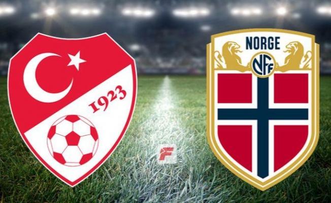 Türkiye-Norveç Maçı Bu Akşam Ekranlarda!