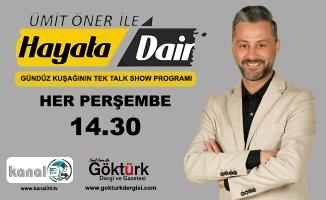 Ümit Öner ile Hayata Dair Bu Haftaki Konuklar - 1 Mart 2018