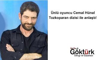 Ünlü oyuncu Cemal Hünal Tozkoparan dizisi ile anlaştı !