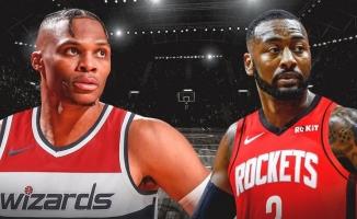 NBA'de sezonun takası! Russell Westbrook ile John Wall...