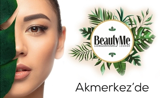 Beauty Me Akmerkez'de Hizmetinizde!