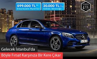 Mercedes-Benz Gelecek Otomotiv'den karşınıza bir kere çıkacak fırsat!