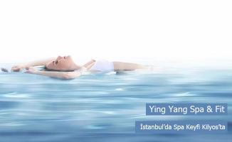 İstanbul'da Spa Keyfi Ying Yang Spa & Fit ile Kilyos'ta