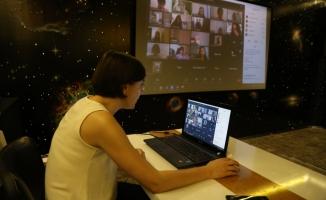 Ali Kuşçu Uzay Evi'nde Online Eğitimler Başlıyor!