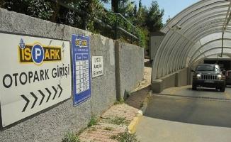 İSPARK'a Park Edenlere İki Ücretsiz  Seyahat Hakkı