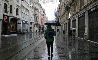 İstanbul için sarı kodlu uyarı!