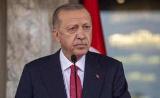 Cumhurbaşkanı Erdoğan: Yıl sonu yüzde 9 büyüme öngörüyoruz