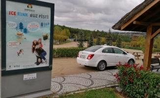 Göktürk Dergisi'nden Göktürk ve Kemerburgaz Kent Ormanı'nda Kiralık Raket ve Billboardlar