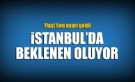 İstanbul'da Beklenen Oluyor! Bakın Kar Hangi Gün Geliyor...