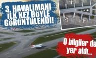 İstanbul, yeni havaalanı ile 2018'de uçmaya hazır!