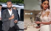Kaleci Volkan Babacan spiker Hilal Özdemir'le nişanlandı
