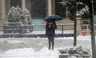 Meteoroloji'den Açıklama İstanbul'da Kar Yağışı