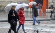 Meteoroloji'den son dakika uyarısı! Kuvvetli yağışa dikkat...