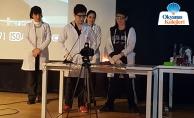 Özel Kemerburgaz Okyanus Koleji'nde Deney Show Gösterisi Gerçekleştirildi