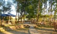 Yeşil Alan ile İç İçe Bir Mekan - Kemer Garden