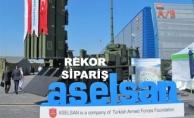 Aselsan'a Rekor Sipariş Geldi