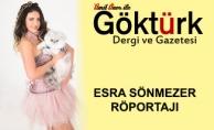Esra Sönmezer Kapak Röportajı