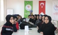 Eyüpsultanlı Kız Öğrenciler Simurg Kış Kampı'nda Buluştu