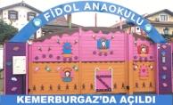 Fidol Anaokulu Kemerburgaz'da Açıldı
