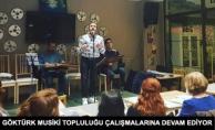 Göktürk Musiki Topluluğu Konseri Ertelendi