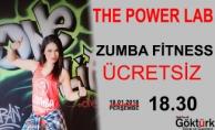 The Power Lab Ücretsiz Zumba Fitness Ekinliği