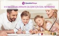 Eğitim Danışmanlığını Prof. Dr. Norma Razon'un yaptığı ÇocukluDünya.com Yayında!