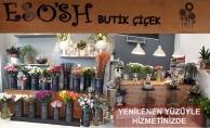 Esosh Butik Çiçek Yeni Yüzüyle Göktürk'te