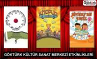 Göktürk Kültür Merkezi Etkinlikleri 16-17-18 Şubat