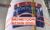 Mehmetçiğin Keskin Gözü Göktürk-1