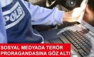 Sosyal Medyada Terör Propagandası Yapan 449 Kişi Gözaltına Alındı