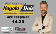 Ümit Öner ile Hayata Dair Bu Haftaki Konuklar - 8 Şubat 2018