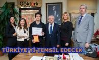 Bileklik Projesiyle Türkiye'yi Temsil Edecek