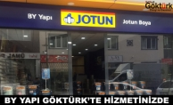 By Yapı Jotun Göktürk'te Hizmetinizde