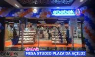 E Bebek Göktürk'te Mesa Studio Plaza'da Açıldı