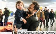 """Magazin Editörümüz Hakan Kanburoğlu'nun """"Özgün"""" Röportajı"""
