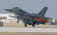 Nevşehir'de F16 Düştü