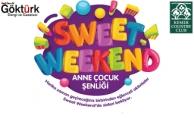 Sweet Weekend Etkinliği'ne Demirören Ailesi de katıldı