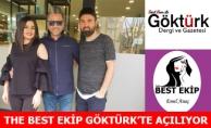 The Best Ekip Göktürk'te Açılıyor