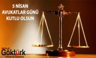 5 Nisan Avukatlar Günü