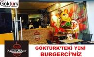 7 House Burger Göktürk'teki Yeni Burger'ciniz