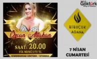 Bi Buçuk Adana Ocakbaşı'nda Özcan Altakan Sahne Alıyor