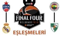 Fenerbahçe Doğuş Bir Kez Daha Final Four'da!