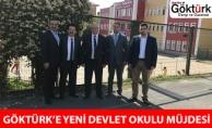 Göktürk'e Yeni Devlet Okulu Müjdesi!
